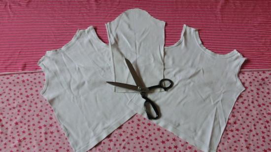 Shirt & Schere