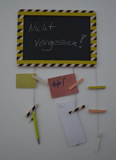 Erinnerungs-Board