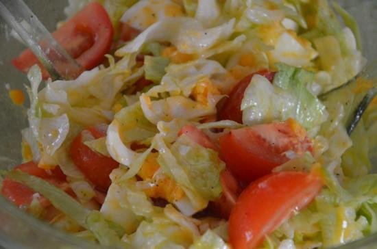 Kill-die-Ostereier-Salat