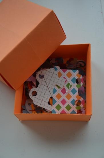 Papierboxen Aufbewahrung