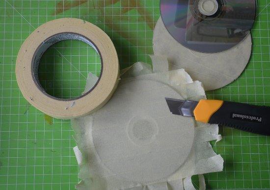 CD-Untersetzer