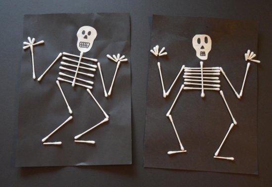 Skelett DIY