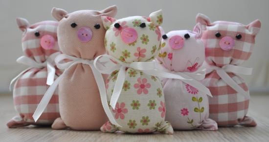 Glücksschwein 5